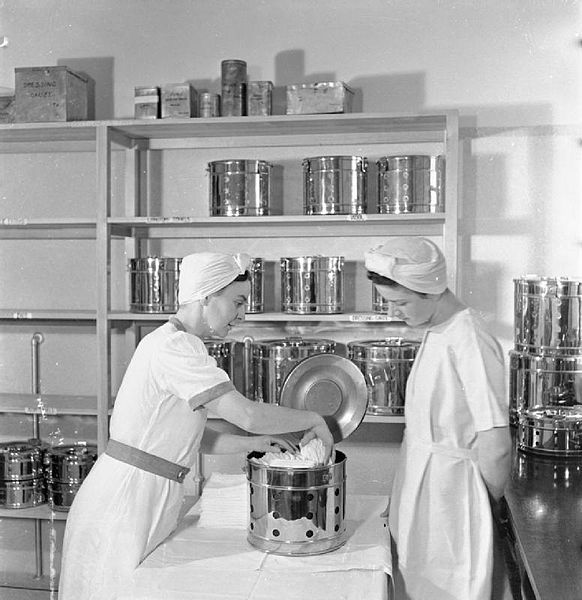 UK Photo And Social History Archive | St Helier Hospital