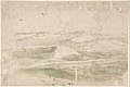 Studies of Two Pollard Willows; Verso- Wide Landscape Prospect MET DP801126.jpg