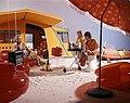 Studio-opname van kamperend gezin - Studio picture of a modern family camping (4796120376).jpg