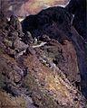 Styhead Pass - The English Lakes - A. Heaton Cooper.jpg