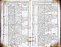 Subačiaus RKB 1839-1848 krikšto metrikų knyga 134.jpg