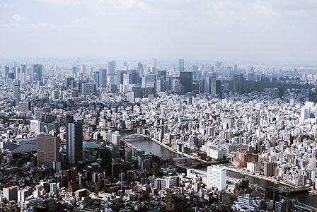 Sumida ward, Tokyo, Japan