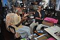 Sushil Kumar Chatterjee Talks with Amrit Gangar - Kolkata 2017-02-23 0427.JPG