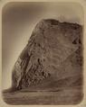 Syr-Darya Oblast. Ilan Utinsk Gorge. Cliff Formations of Ilan Utinsk Gorge WDL3884.png