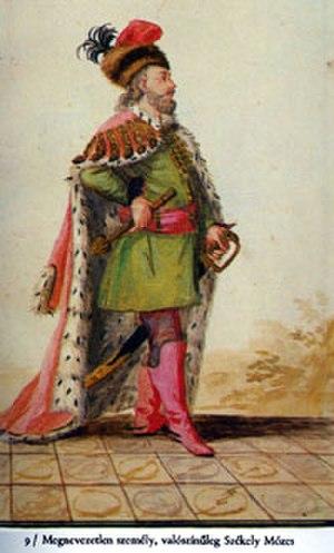 Moses Székely - Mózes Székely