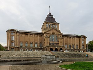 National Museum, Szczecin - Image: Szczecin 05 2017 img 09 National Museum