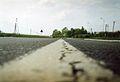 Szosa w okolicach Czestochowy, maj 1992.jpg