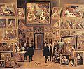 Téniers - L'Archiduc Léopold-Guillaume dans sa galerie de peinture.jpg