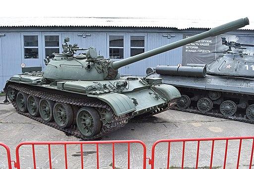 T-54A – Kubinka Tank Museum (37265528824)
