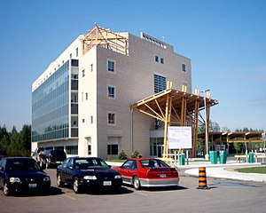 Thunder Bay Regional Health Sciences Centre - Medical Professional building
