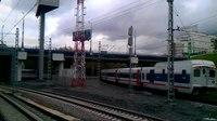 File:TEP70BS - Talgo-250 and ES2G, Krymskaya.webm