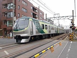 Tōkyū Tamagawa Line Commuter railway line in Tokyo, Japan