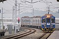 TRA EMU603 into Zhuzhong Station 20160206a.jpg