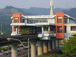 Taipei Zoo Station - Taipei Zoo Station