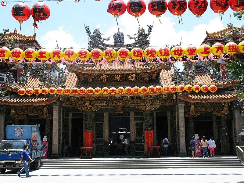 File:Taiwan Dajia Jenn Jann Temple.jpg