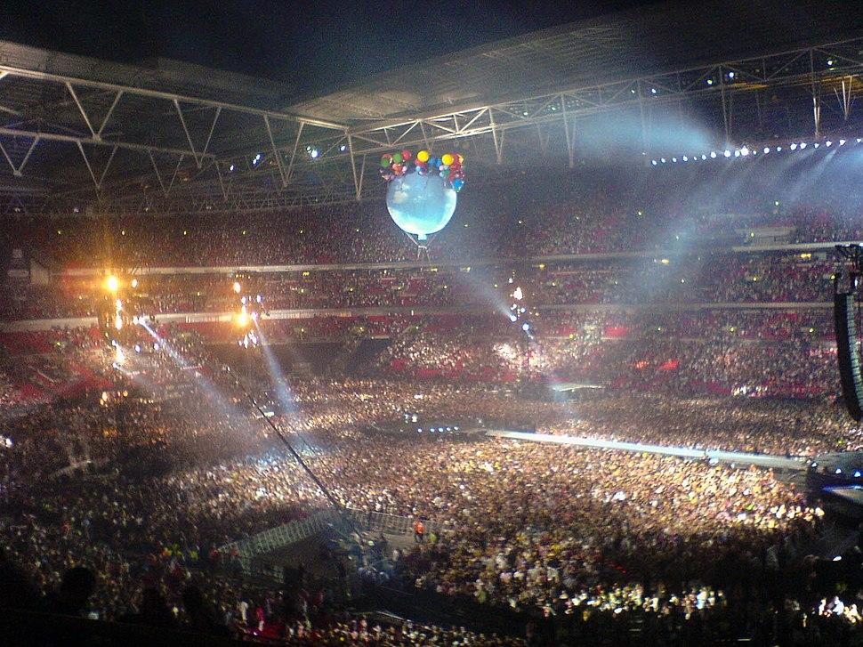 Take That Wembley