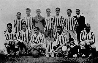 Talleres de Remedios de Escalada - The team that won the 1925 División Intermedia championship.