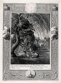 Древнегреческий герой мифологии тантал