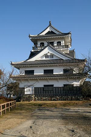 Satomi clan - Image: Tateyamajho