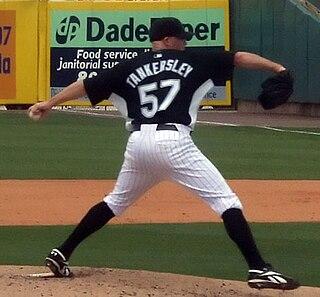 Taylor Tankersley American baseball player