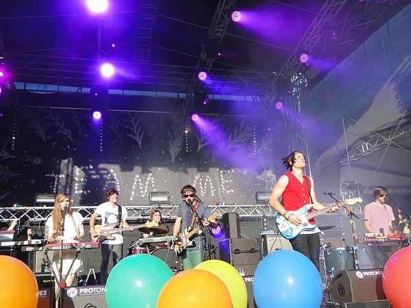 Norwegian indie rock groups