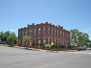 Mount Morgan State High School