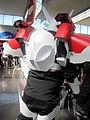 Tekkaman Blade cosplayer at 2010 NCCBF 2010-04-18 2.JPG