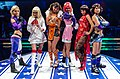 Tekken cosplay models at E3 2012 (7165343991).jpg