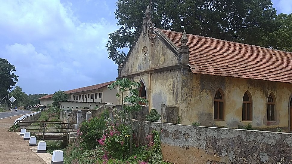 Tellippalai church and union college