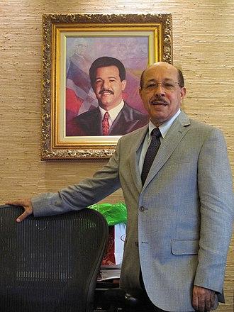 Cabinet of the Dominican Republic - Image: Temistoclesmontas