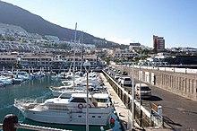 9c918818 Harbour. Tenerife ...