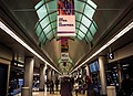 Terminal 3, Concourse H at Chicago O'Hare International Airport in Chicago, Illinois on January 1st, 2014.jpg