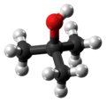Tert-Butanol molecule ball from xtal.png