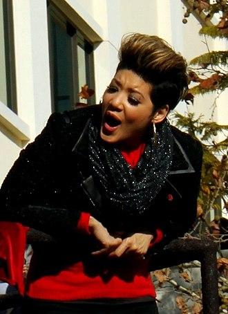 The Voice (U.S. season 5) - Image: Tessanne Chin 2014