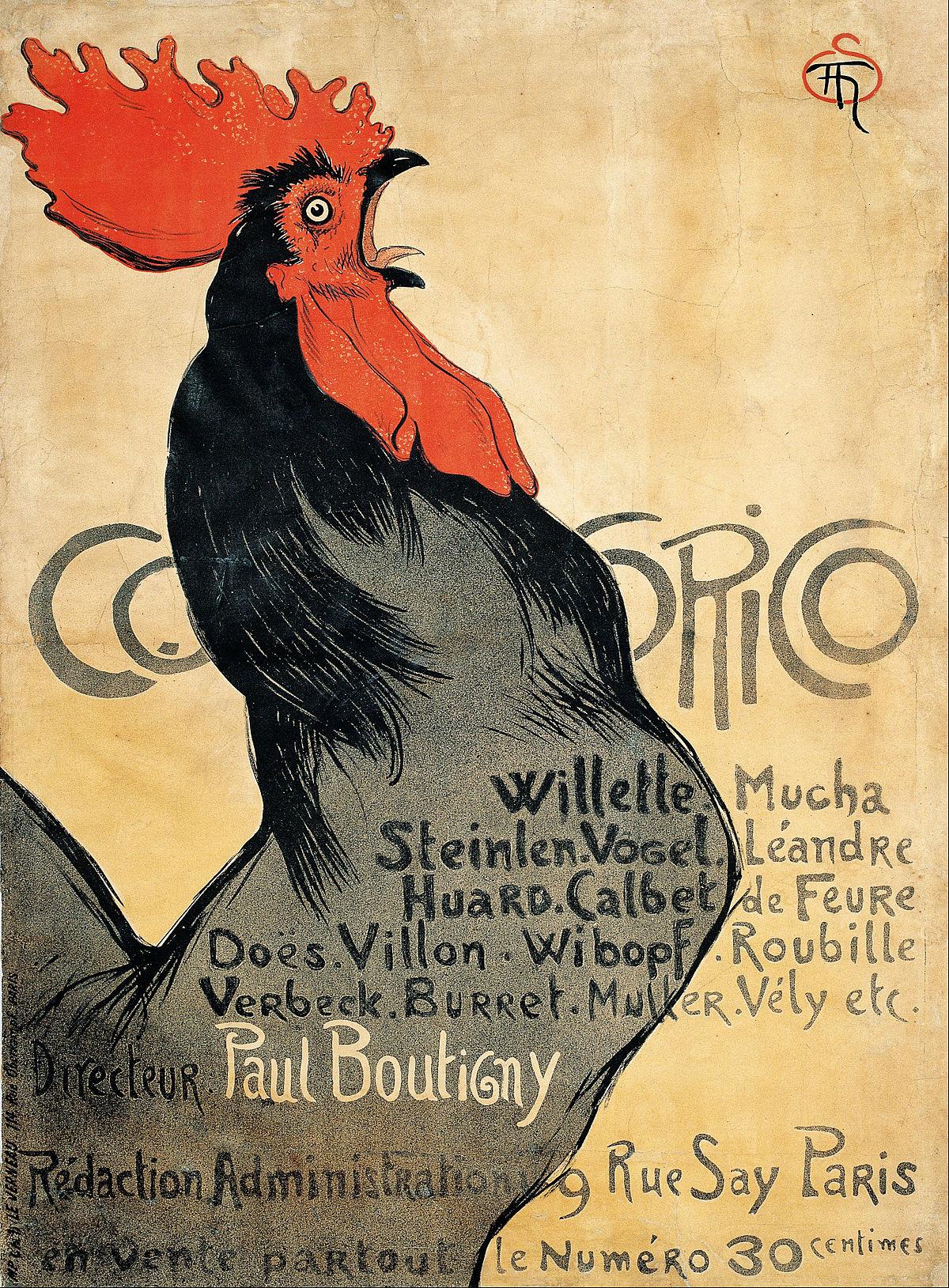 Art Nouveau Artists Painting