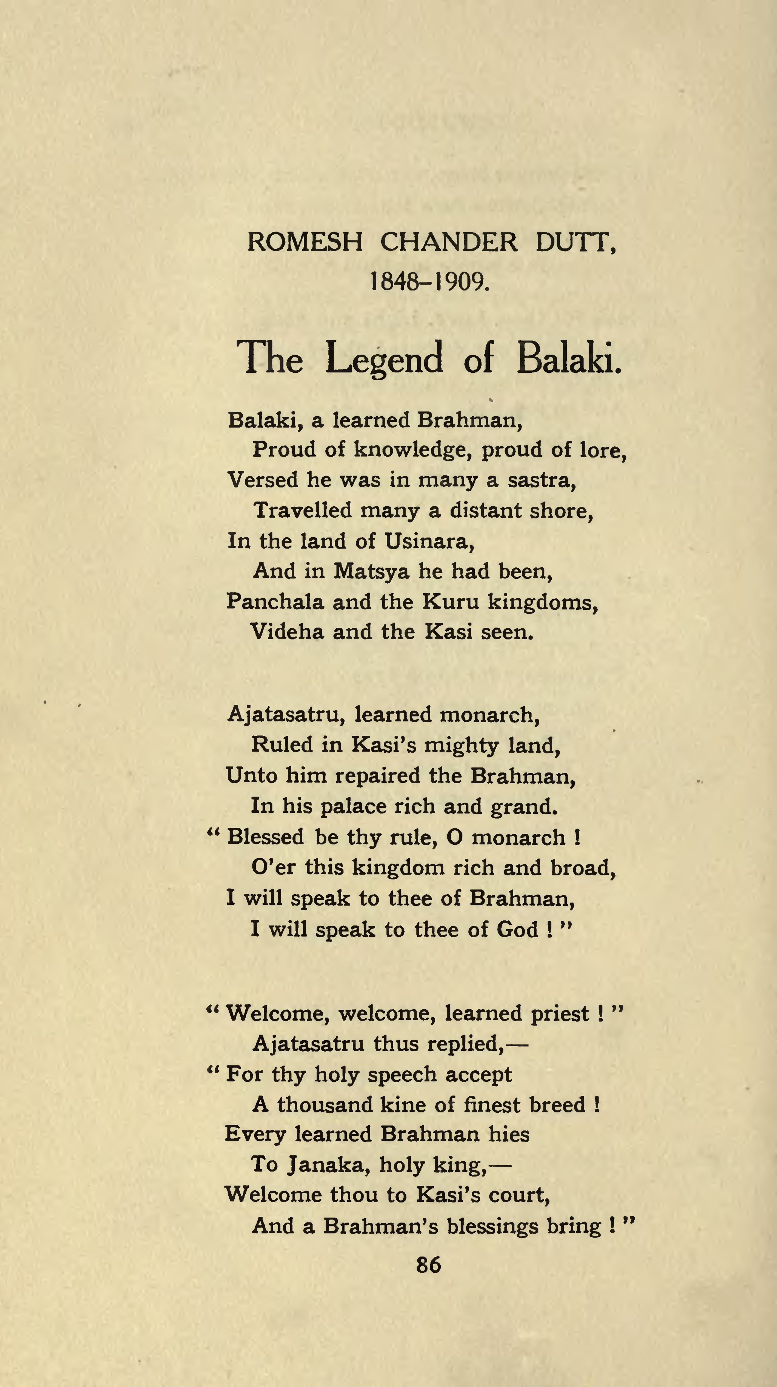 Page:The Bengali Book of English Verse djvu/118 - Wikisource, the