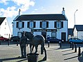 The Carter and his Horse Irvine harbour front - geograph.org.uk - 1006817.jpg