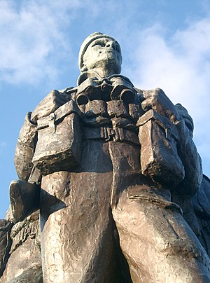 Commando Memorial - Image: The Commando Memorial (12)