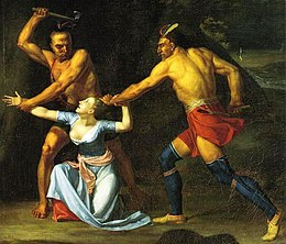 The Death of Jane McCrea John Vanderlyn 1804 crop.jpg