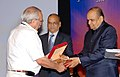 The Governor of Maharashtra, Shri K. Sankaranarayanan presented Awards at 11th Mumbai International Film Festival for Documentary, Short and Animation (MIFF-2010) in Mumbai on February 09, 2010.jpg