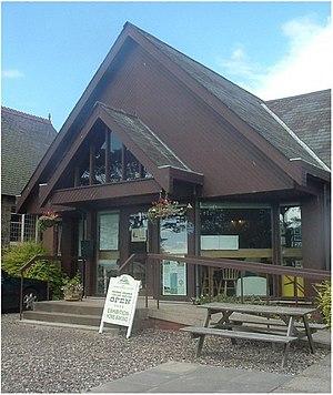 Arbuthnott - The Grassic Gibbon Centre