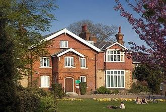 Grove Park (Sutton) - The Grove House
