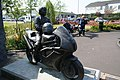 The Iconic Joey astride his Honda in Ballymoney. - geograph.org.uk - 176741.jpg