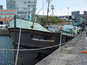 The James Jackson Grundy at Canning Dock, Liverpool.jpg