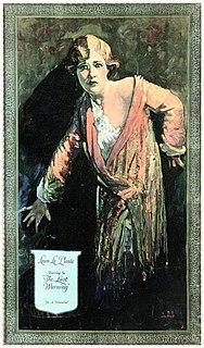<i>The Last Warning</i> 1928 film