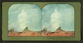 The Magnificient Giant Geyser in Eruption, Upper Geyser Basin, Y. N. P, from Robert N. Dennis collection of stereoscopic views.png