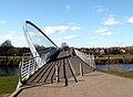 The Millennium Bridge Fulford - geograph.org.uk - 2312694.jpg