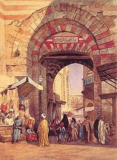 Bazaar Type of public marketplace