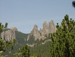 The Needles in Custer State Park, South Dakota.jpg