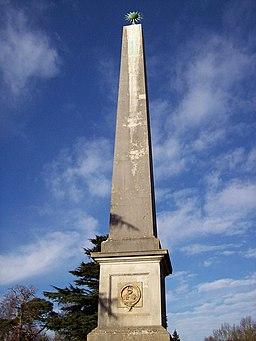 The Obelisk, Virginia Water - geograph.org.uk - 705897